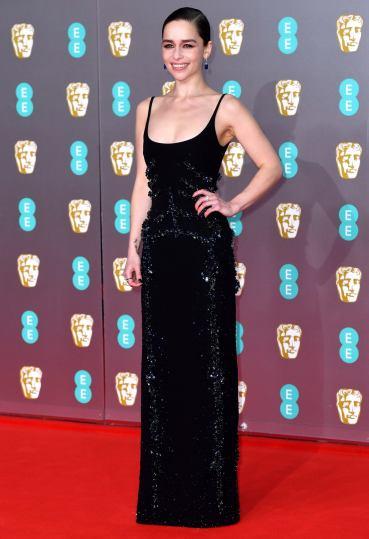 Emilia Clarke in Schiaparelli Spring 2020 Couture-8