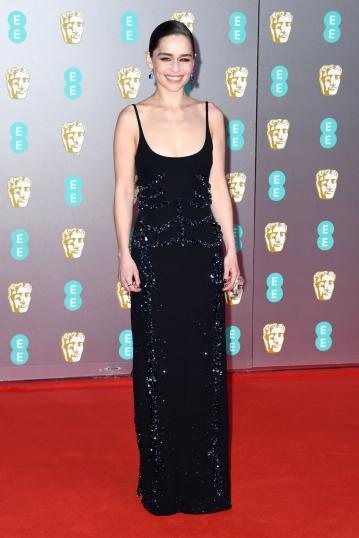 Emilia Clarke in Schiaparelli Spring 2020 Couture-9