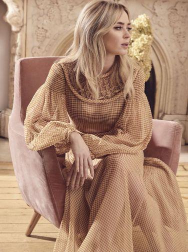 Emily Blunt for Harper's Bazaar UK March 2020-3