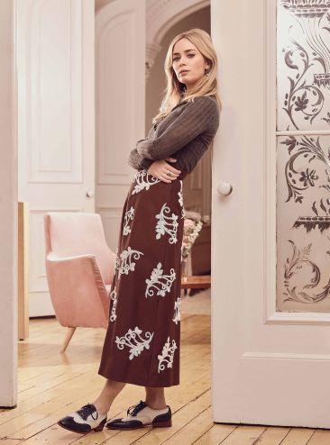 Emily Blunt for Harper's Bazaar UK March 2020-4
