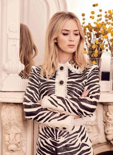 Emily Blunt for Harper's Bazaar UK March 2020-5