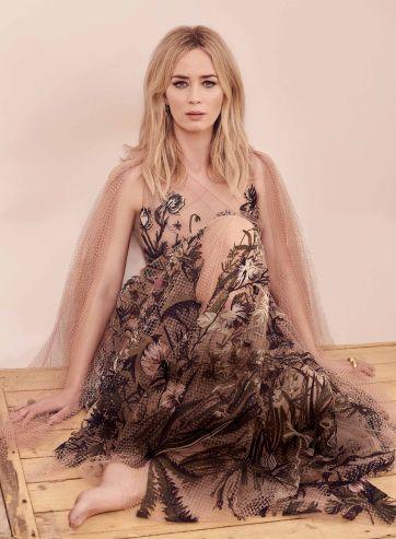Emily Blunt for Harper's Bazaar UK March 2020-8
