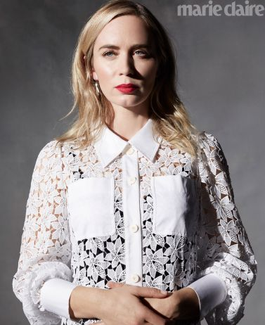 Emily Blunt for Marie Claire US March 2020-3
