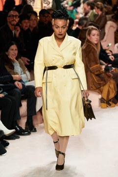 Fendi Fall 2020 Look 33