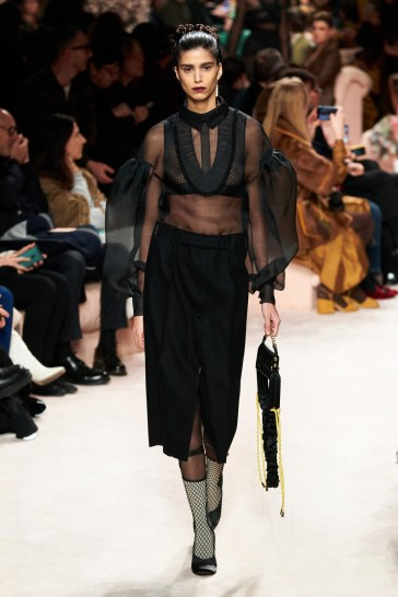 Fendi Fall 2020 Look 39