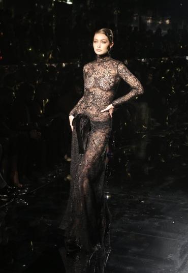 Gigi Hadid for Tom Ford Fall 2020-4
