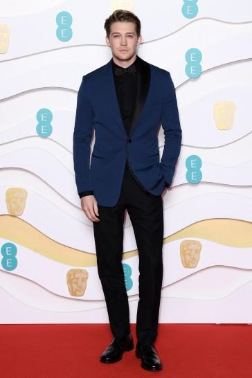 73rd British Academy Film Awards, Arrivals, Fashion Highlights, Royal Albert Hall, London, UK - 02 Feb 2020