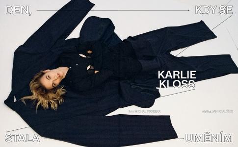 Karlie Kloss Vogue Czechoslovakia March 2020-11