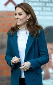 Kate Middleton in Sezane and Jigsaw-10