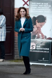Kate Middleton in Sezane and Jigsaw-9
