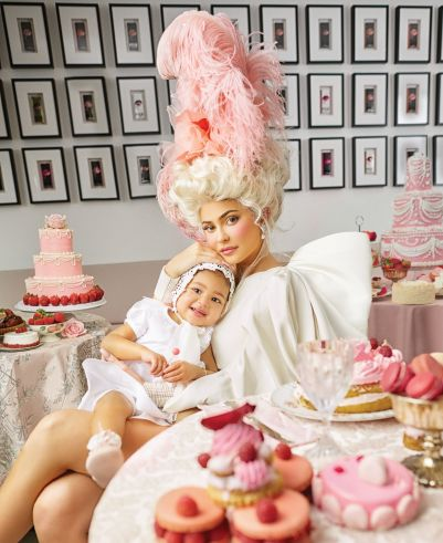 Kylie Jenner Harper's Bazaar US March 2020-2