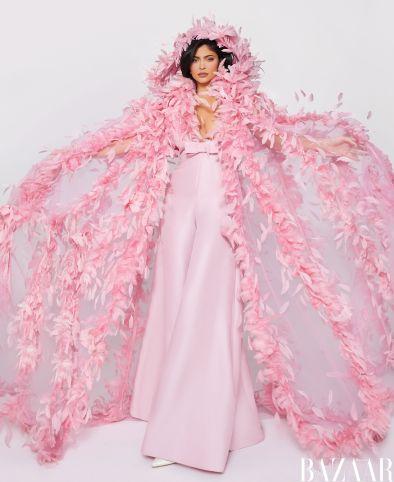 Kylie Jenner Harper's Bazaar US March 2020-4