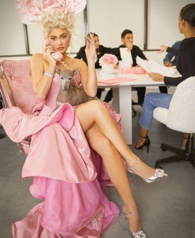 Kylie Jenner Harper's Bazaar US March 2020-5