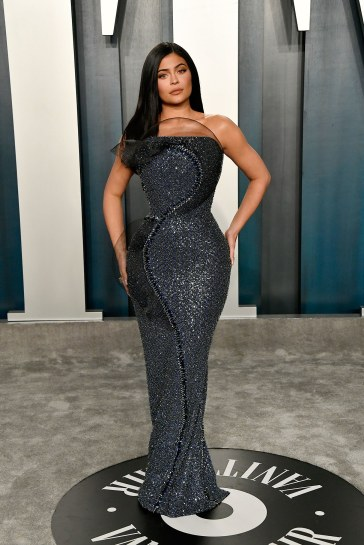 Kylie Jenner in Ralph & Russo Spring 2020 Couture-1