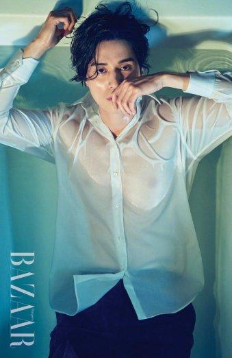 Lee Dong Wook for Harper's Bazaar Korea February 2020-1