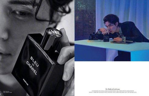 Lee Dong Wook for Harper's Bazaar Korea February 2020-13