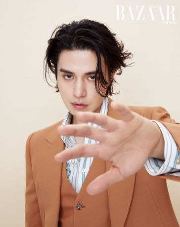 Lee Dong Wook for Harper's Bazaar Taiwan Man March 2020-1