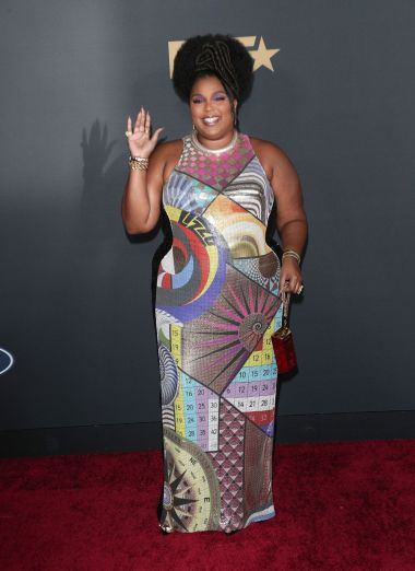 Lizzo in Mary Katrantzou-3