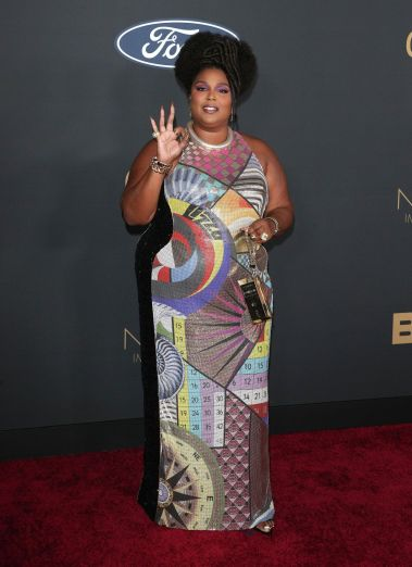 Lizzo in Mary Katrantzou-4