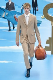 Louis Vuitton Fall 2020 Menswear Look 1