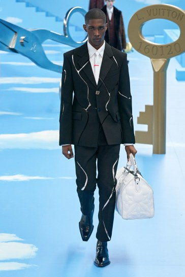 Louis Vuitton Fall 2020 Menswear Look 13