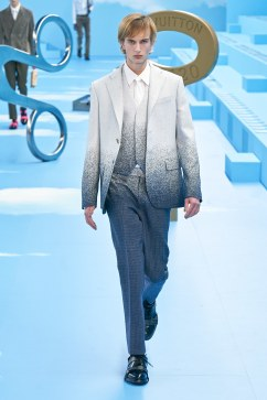 Louis Vuitton Fall 2020 Menswear Look 18