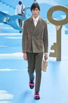 Louis Vuitton Fall 2020 Menswear Look 19
