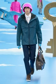 Louis Vuitton Fall 2020 Menswear Look 24
