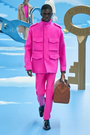 Louis Vuitton Fall 2020 Menswear Look 25