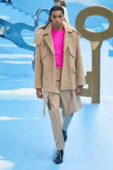 Louis Vuitton Fall 2020 Menswear Look 26