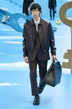 Louis Vuitton Fall 2020 Menswear Look 32