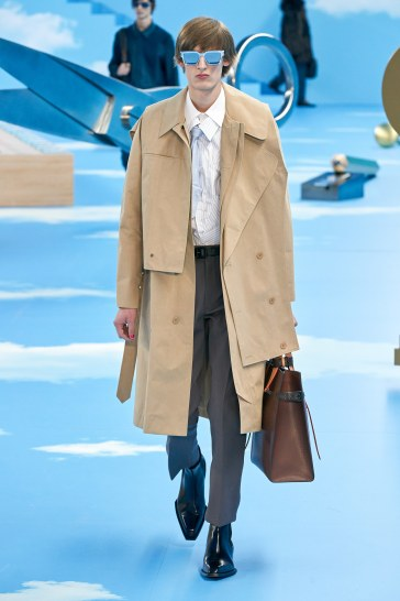 Louis Vuitton Fall 2020 Menswear Look 38