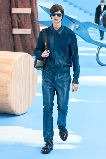 Louis Vuitton Fall 2020 Menswear Look 39