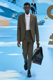 Louis Vuitton Fall 2020 Menswear Look 4