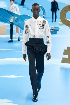 Louis Vuitton Fall 2020 Menswear Look 45