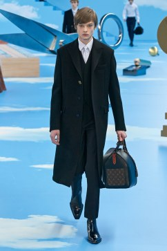 Louis Vuitton Fall 2020 Menswear Look 5