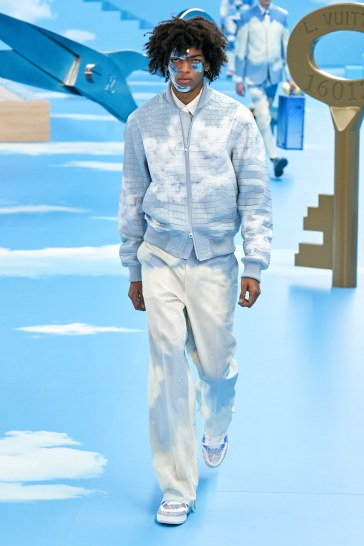 Louis Vuitton Fall 2020 Menswear Look 52