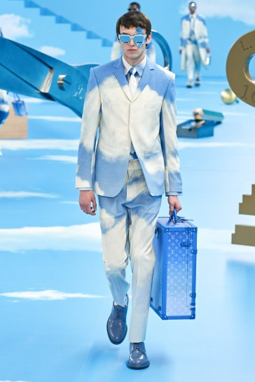 Louis Vuitton Fall 2020 Menswear Look 53