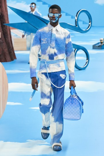 Louis Vuitton Fall 2020 Menswear Look 54