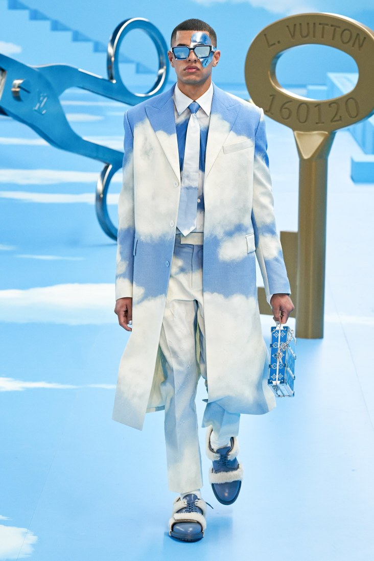 Louis Vuitton Fall 2020 Menswear Look 55