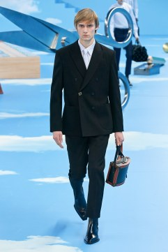 Louis Vuitton Fall 2020 Menswear Look 6