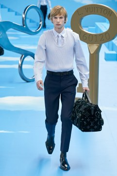 Louis Vuitton Fall 2020 Menswear Look 7