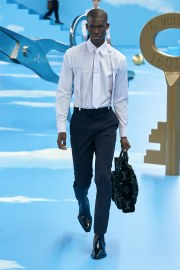 Louis Vuitton Fall 2020 Menswear Look 8