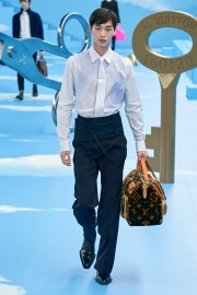 Louis Vuitton Fall 2020 Menswear Look 9