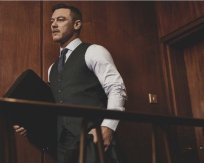 Luke Evans for GQ Germany March 2020-2