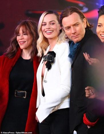 Margot Robbie in Alexandre Vauthier Spring 2020-10