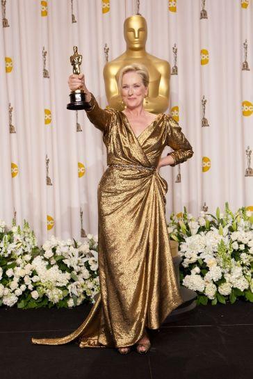 Meryl Streep 2012