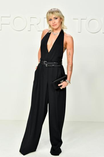 Miley Cyrus in Tom Ford Spring 2020-2