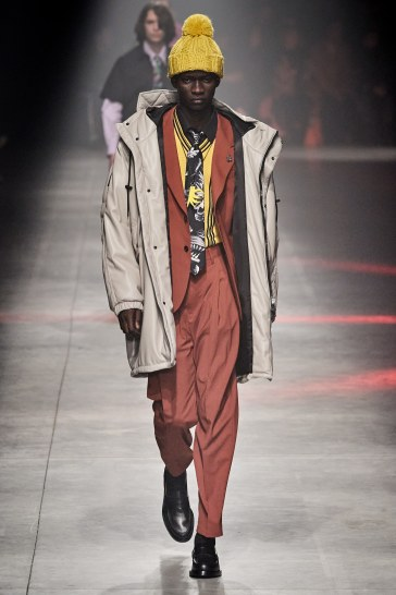 MSGM Fall 2020 Menswear Look 12