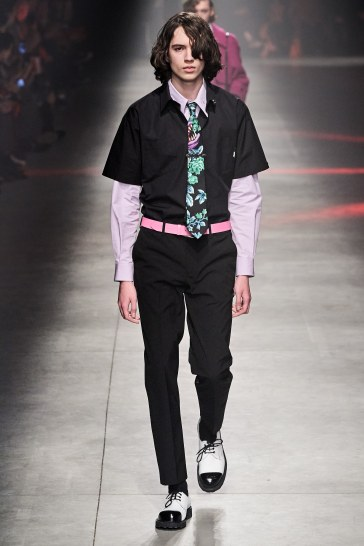 MSGM Fall 2020 Menswear Look 13